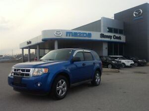 2011 Ford Escape Hybrid 4D Utility 4WD