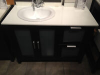 ⎷⎛Contemporary Bathroom Vanity & Cabinet Blazing Jewel BB42