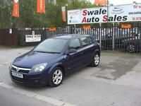 2006 VAUXHALL ASTRA 1.6i 16V SXi, IDEAL FAMILY CAR IN GOOD CONDITION