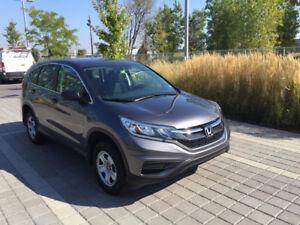 2015 Honda CR-V LX AWD SUV, Crossover 25,000 $ +Tx