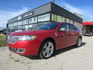 2010 Lincoln MKZ AWD - LUXURY *NO ACCIDENTS*ONE OWNER*SAFETIED*