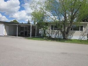 FULLY RENOVATED DOUBLE WIDE MOBILE HOME IN GREENWOOD VILLAGE