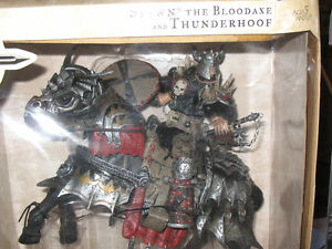 Boxed Mcfarlane Spawn Action Figures