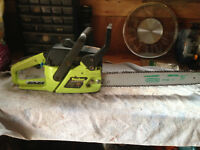 """18"""" chainsaw for sale"""