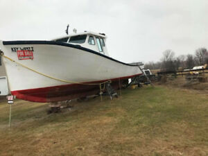 1995 cape egmont fishing boat