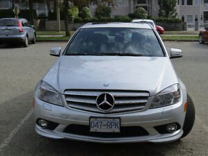 2010 Mercedes-Benz C-Class C300 4matic Sedan