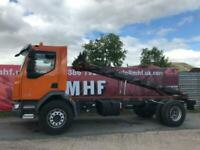 DAF LF230 18 Tonne Cable Lift Truck Scaffold RORO Multilift
