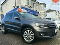 Volkswagen Tiguan 2.0 TDI Match Blue Tech 4motion 5dr DIESEL MANUAL 2013/63