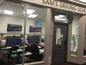 SAMS DRIVING SCHOOL MINI PACKAGES Oakville / Halton Region Toronto (GTA) image 2