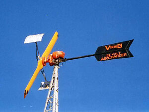 12-110V JACOBS windcharger,wind generator, wtd   chaff cutter