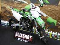 Kawasaki KX85 Small Wheel Motocross Bike
