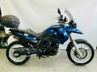 BMW F 650 GS ABS. ONLY 3040 MILES, STUNNING CONDITION !!