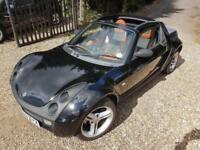 Smart Roadster 0.7 Hood Works, Lots Bills, Immaculate