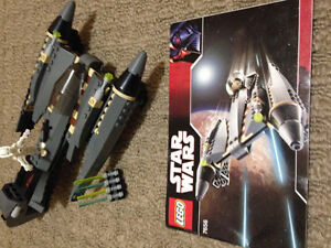 Lego Star Wars 7656 - Grievous Starfighter