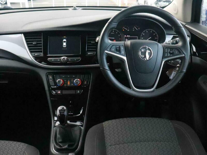 2019 Vauxhall Mokka X Vauxhall Mokka X 1.4T 140 Active 5dr 2WD Electro Pack Sigh