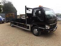 Isuzu Truck NQR Recovery - Dropside - Hydraulic Ramp - 7.5 Ton