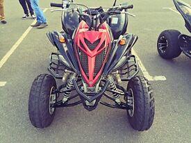 Yamaha raptor 700r special edition 2013