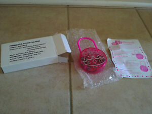 Brand new in box Princess alarm lock battery operated toy London Ontario image 1