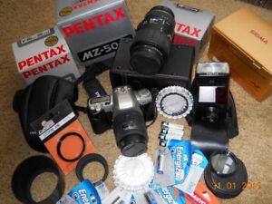 Pentax Camera  35mm