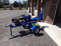 Wallenstein WX540 Wood Splitter