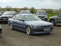 2000 BMW 740 4.4 i Auto Alpina Upgrades ! ( 7 Series )