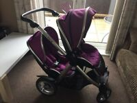 Oyster Max Tandem/Double Buggy