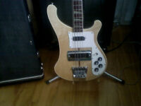 Bass and Amplifier For Sale