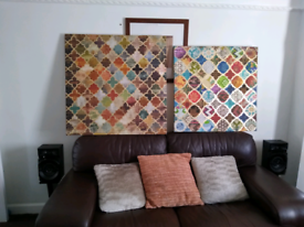 morrocon style large canvas pictures
