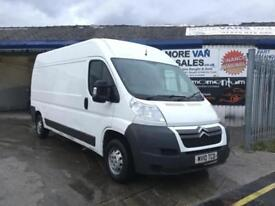 Black Friday sales 2010 1 owner Citroen Relay 2.2HDi ( 120hp )LWB van