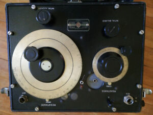 Vintage General Radio Electronics test equipment 2