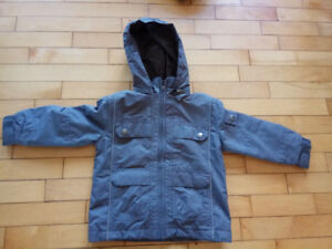 Boy's spring coats - size 4T