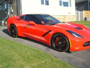 2014 Chevrolet Corvette z51 Coupe (2 door)