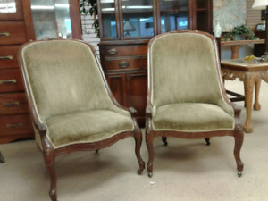 Late 1800,s Chairs