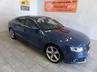 2011 Audi A5 2.0TDI ( 170ps ) Sportback S Line ***BUY FOR ONLY £62 PER WEEK***