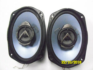 pioneer 6x9 car speakers and other else kind and size