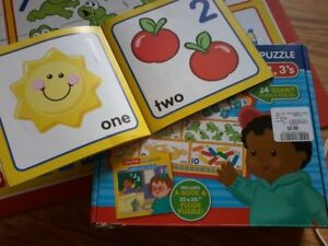 Fisher Price Numbers 1-10 large