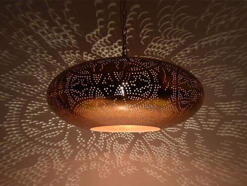 Lampen Oosterse Stijl : Wandlampen oosterse stijl oosterse grote bol hanglamp wit glas