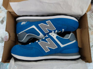 New Balance 574 Limited Edition Jose Bautista Bat Flip Size 9.5