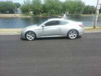 2011 Hyundai Genesis Coupe 2 Lt. Turbo  (2 door)