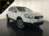 2013 NISSAN QASHQAI TEKNA IS DCI 4X4 DIESEL 1 OWNER SERVICE HISTORY FINANCE PX