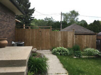 -Fences -Fence repairs -Dig and set posts