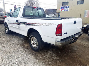 ▀▄▀▄▀▄▀► 2003 FORD F150-- LOW KM ★★★ ONLY $5495 ◄▀▄▀▄▀▄▀ Windsor Region Ontario image 6