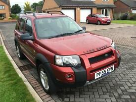 Land Rover Freelander 2.0Td4 Freestyle 06/55