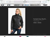 The north face womens red blaze jacket size M (new)$180