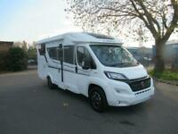 ADRIA COMPACT PLUS SL, Automatic 3 berth motorhome with rear twin singles