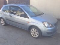 56 Plate Fiesta 1.2 ,3 dr (New Facelift Model) .Service History