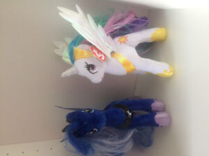 My Little Pony Plushes