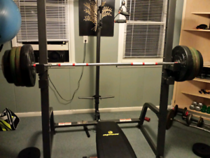 Complete Apex Olympic Multi Home Gym