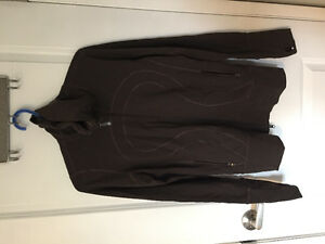 Size 10 lululemon zip up