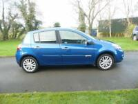 2011 RENAULT CLIO Dynamique TOMTOM TCE 1.2